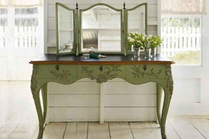 Floral Dressing Table