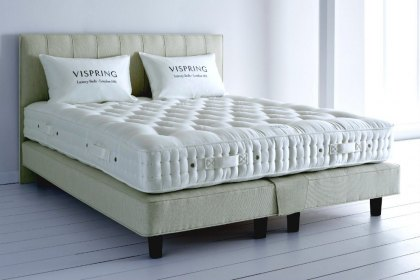 Vispring Herald Superb Mattress & Divan Set