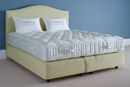 Vispring Victory Mattress & Divan Set