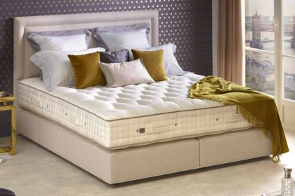 Vispring Tiara Superb Mattress & Divan Set