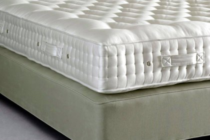 Vispring Victory Mattress Emperor Size (202 x 200cm) - Extra Firm tension