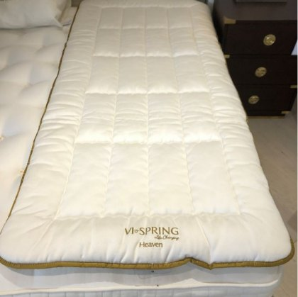 Vispring Heaven Mattress Topper (Long Single - 90x200cm) - Ex Display