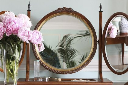 Louis XV Dressing Table Mirror