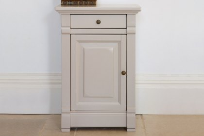 Manoir Painted Bedside Cabinet