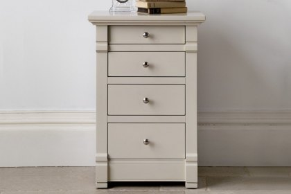 Manoir Painted Bedside Chest
