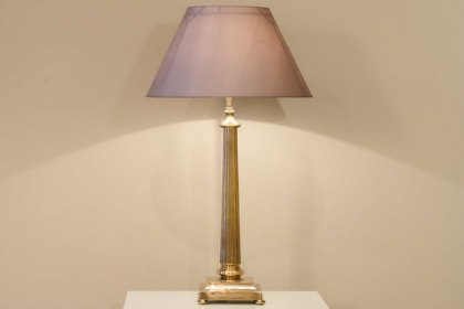 Nelsons Column Lamp