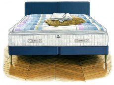 J. Marshall No. 4 Mattress & Divan