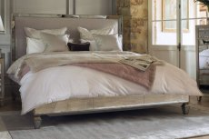 Bayswater Upholstered King Size (150 x 200cm) Bed - Ex Display
