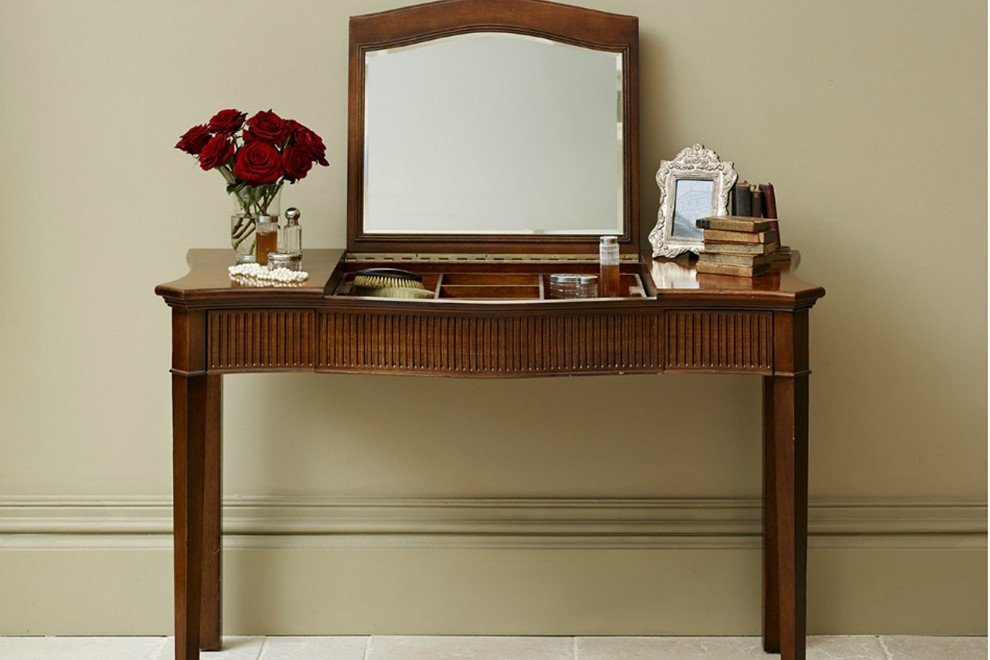 Eclectic Dressing Table