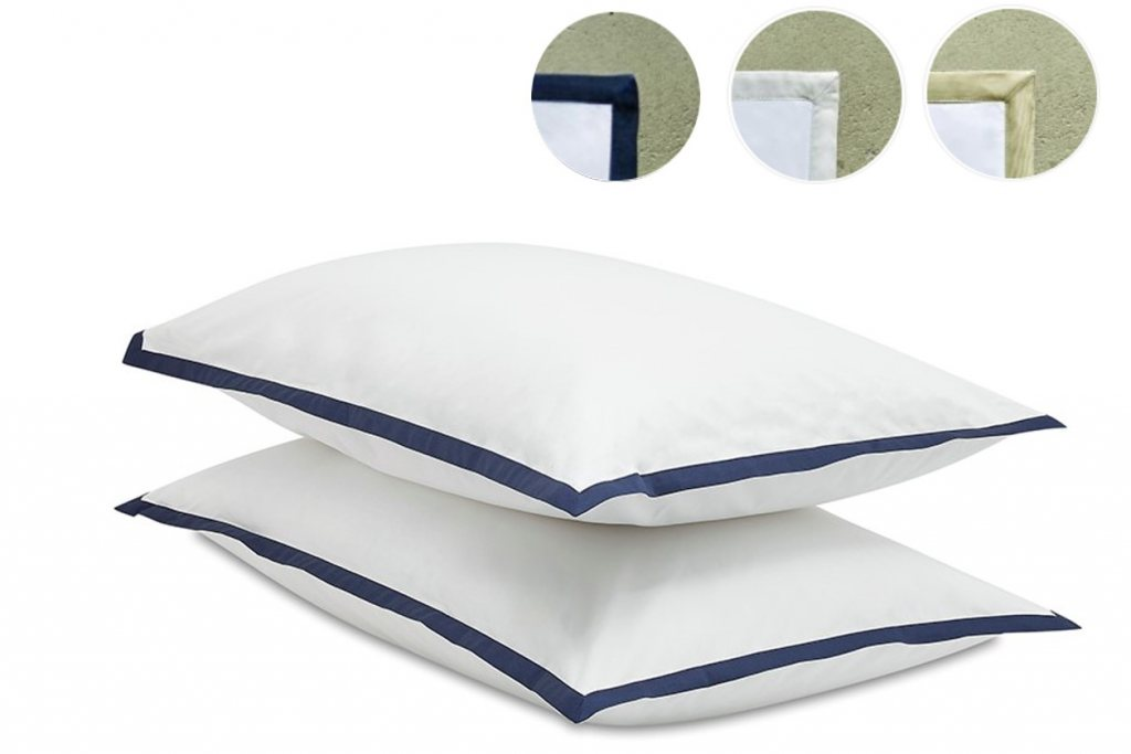 Windsor Double Trim Pillow Case