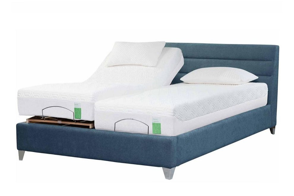 TEMPUR® Genoa Adjustable Massage Bed