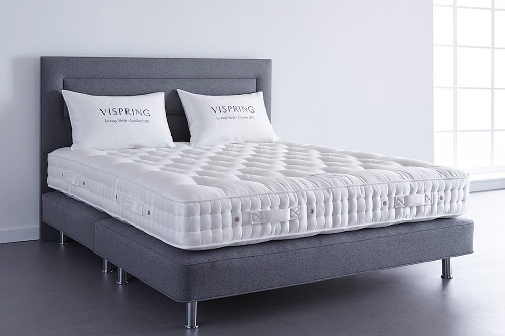Vispring Elite Mattress & Divan Set