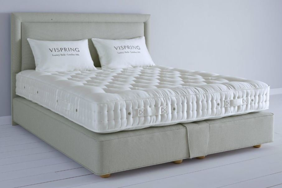Vispring Vispring Baronet Superb Mattress & Divan Set