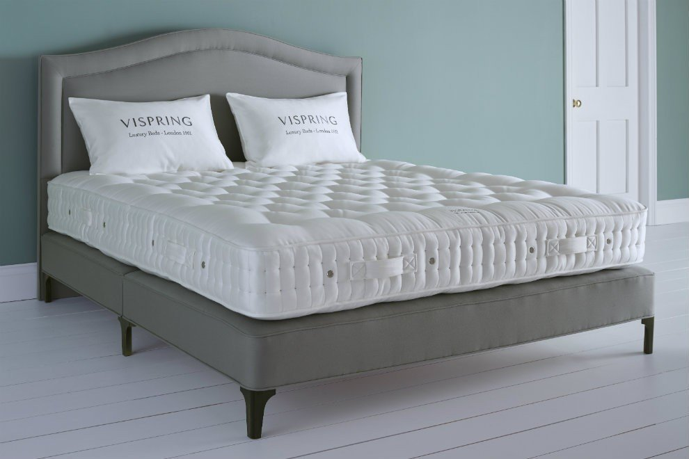 Vispring Devonshire Mattress & Divan Set