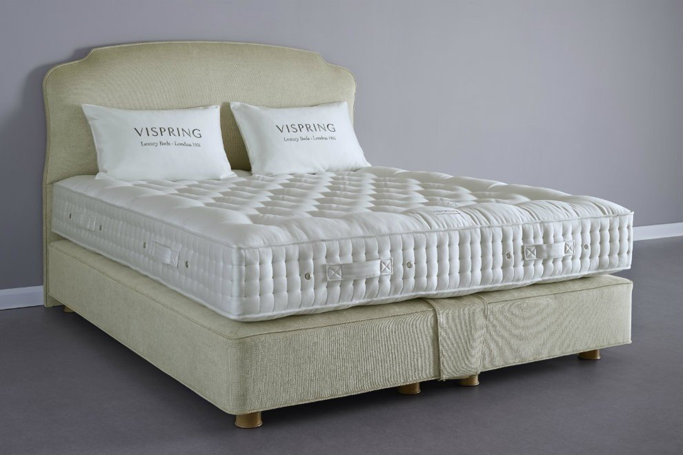Vispring Regal Superb Mattress & Divan Set