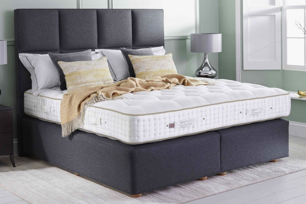 Vispring Sublime Superb Mattress & Divan Set