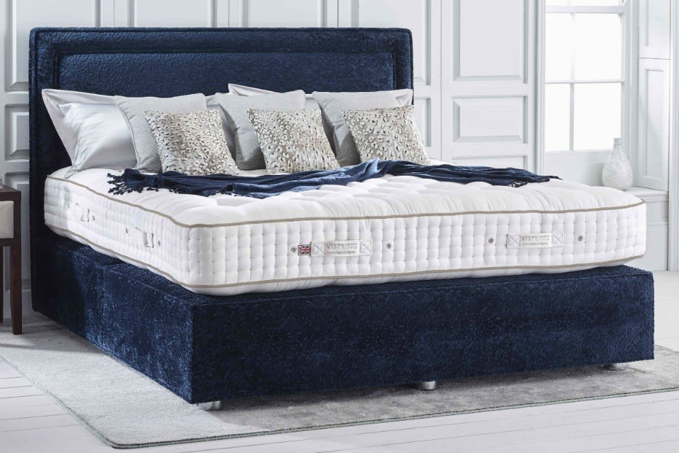 Vispring Signatory Mattress & Divan Set