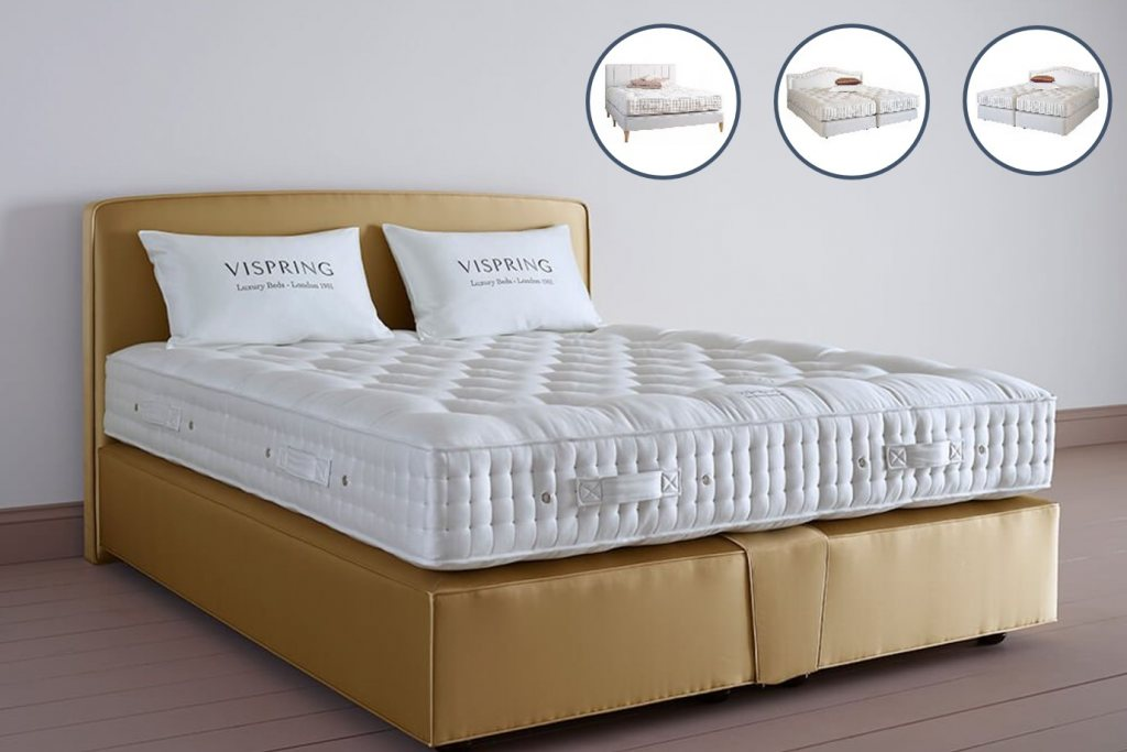 Vispring Sovereign Divan Base Only