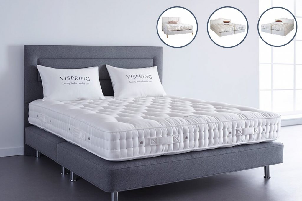 Vispring De Luxe Divan Base Only