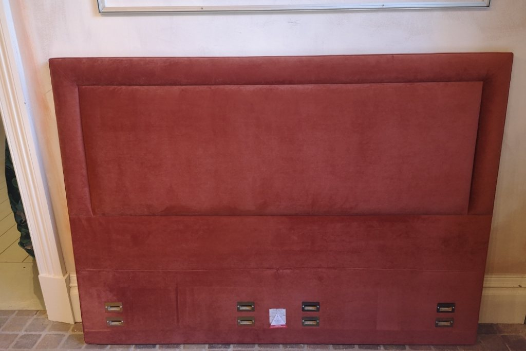 Vispring Helios Super King Size (150 x 200cm) Headboard - Ex Display