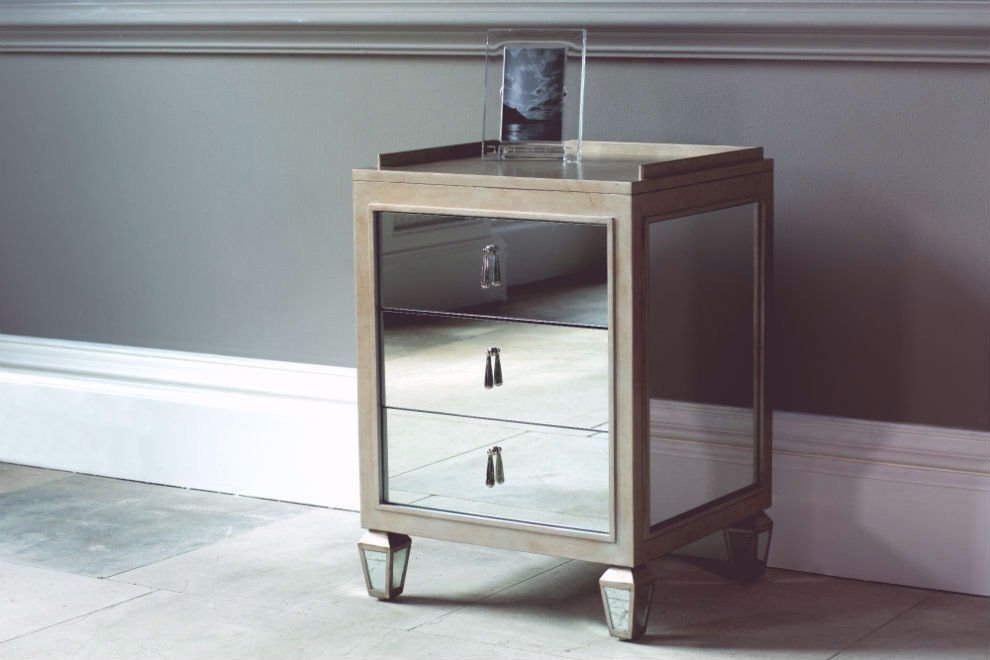 Bayswater Bedside Chest