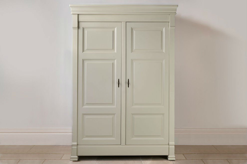Manoir Painted Wardrobe