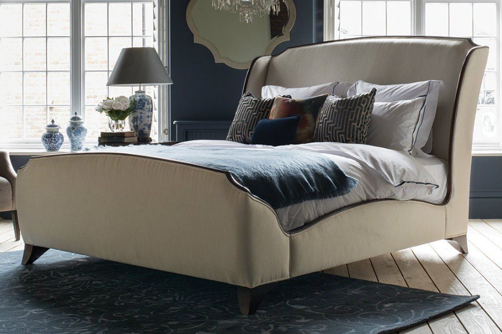 And So To Bed Mayfair Upholstered Bed