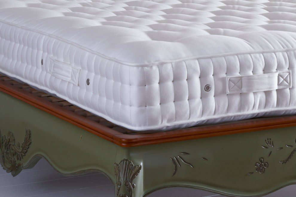 Vispring Vispring Traditional Bedstead Mattress only