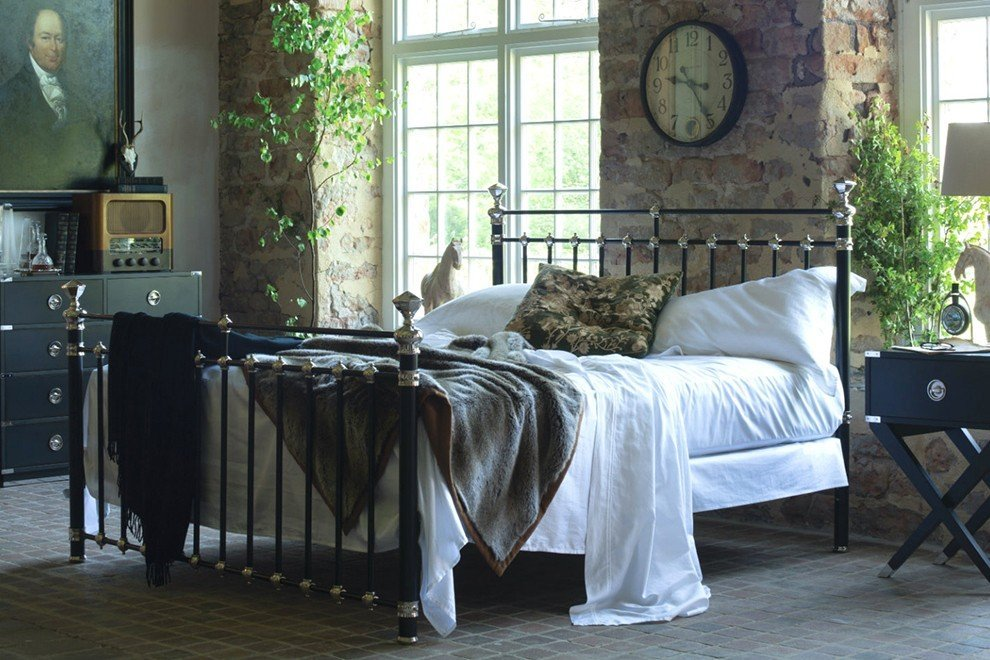 Cast Iron beds